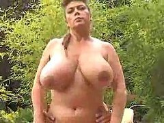 Bbw Milf Gets Fisted