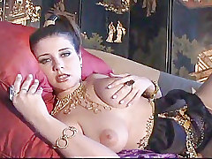 Erica Campbell Belly Dancer Genie