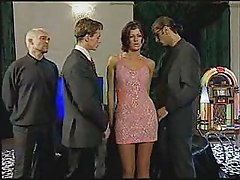 Italian Housewife Fucking With 2 Guys Infront Of Her Husband