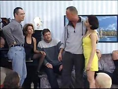 Mature Housewife Gangbang By 15 Men