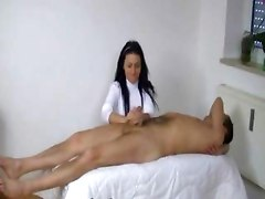 Massage Girl Do Great Job