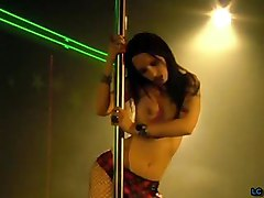 Roxy Saint Zombie Stripper