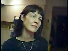 Ripe Woman Stripping